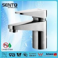 Luxury bathroom series hot cold water basin mixer water faucet Manufactures