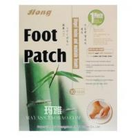 China Gold Relax Detox Foot Patch Health Care Patch-Bamboo Foot Patch on sale