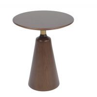 China Modern Design Walnut Living Room Coffee Table For Home Decor on sale