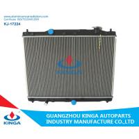 Auto Spear Parts HONDA Car Radiator High Performance 19010-PYD-902/J51