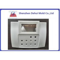 Multi Cavity Electric Switch Injection Blow Moulding HASCO High Polish Manufactures
