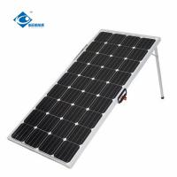 China ZW-150W solar photovoltaic panels for home solar panel system 18V 150W Mono Silicon Residential Solar Power Panels on sale
