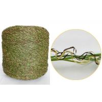 Dark Green Artificial Grass Yarn For Outdoor Landscaping Dtex9000 Manufactures