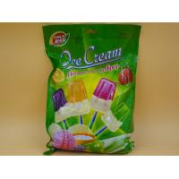 Small Yogurt Covered Ice Cream Lollipop / Hard Candies With Multi Fruit Flavor Manufactures