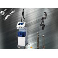 China Metal Tube RF Excited Co2 Laser 2 In 1 Fractional And Surgical Ultrapulse Laser on sale