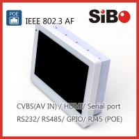On Wall Android Touch Screen With PoE Wall External Mounting For Smart Home System Manufactures