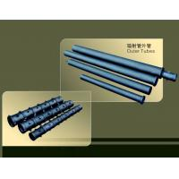 Professional Silicon Carbide Parts SiC Radiant Tube For Heating System Manufactures