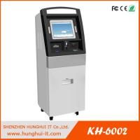 Quality Automated Teller Machine with Cashcode Cash Acceptor and MFS Cash Dispenser for sale