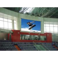 Static State PH16mm 1R1G1B DIP HD Sports Stadium LED Display Easy for Maintaining Manufactures
