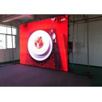 China RGB Indoor LED Screen Rental SMD2121 64×64 Dots Module Die Casting Aluminum Cabinet on sale