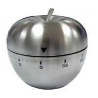 Apple Mechanical Kitchen Timer Popular Household Products , 60 Minute Manufactures