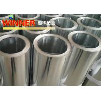China High Tensile Strength Aluminum Strip Roll For Polymer Welding Good Processing Performance on sale