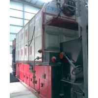 Electric Condensing Oil Fired Steam Boiler For Radiant Heat , Low Pressure 0.7 Mpa Manufactures