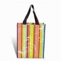 China Tote Shopping Promotional Bags on sale
