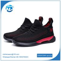 high quality casual shoes New Product pvc Sole Breathable sport shoes men running Manufactures