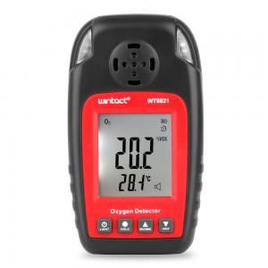 China WT881 High Sensitive 0~25% VOL Electrochemical O2 Sensor Handheld Oxygen Detector on sale