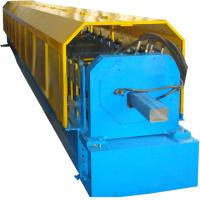 Pipe roll forming machine suitable for 0.4 - 1.0mm colored steel sheet Manufactures