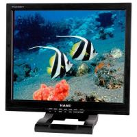 17-inch TFT LCD Monitor with Built-in Speaker and 400cd/m2 Contrast Manufactures