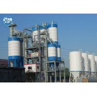 Customized Bulk Cement Storage Flexible Capacity For Cement Sand And Flyash Manufactures