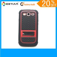 Lovely Professional Original Cute Case For Samsung Galaxy s3 / Fashionable Cell Phone Case With Stand Manufactures