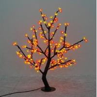 Beautiful 10W/12w/ blue/yellow/purple led christmas holiday tree lights outside Manufactures