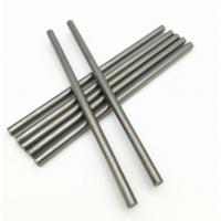 Quality Tungsten Solid Carbide Rod Blanks Round 1/4'' Diameter 4'' Length Ground for sale