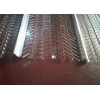 Durable Expanded Metal Rib Lath 600mm Width 2-3m Length For Construction Manufactures