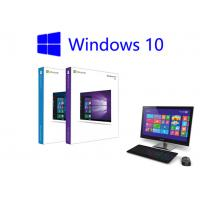 Windows 10 Pro Retail Box Online Activation USB 3.0 Original Key Card Full Version Pack Manufactures