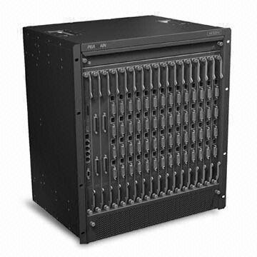 Quality SDI Matrix, Supports FHD (1,920 x 1,080 at 60p, 3Gbps)/SDI/VGA/DVI/HDMI/IP/Analog Input/DVI-out for sale