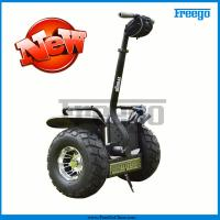 China Low Carbon Freego Self Balancing Scooter 2000W , Tubless Tire on sale