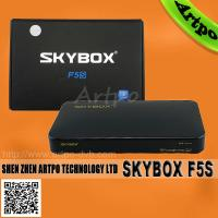 Skybox F5S Best Digital Tv Receiver Linux OS STB w/ CCCAM / Youtube / WIFI / GPRS / Scart / AV / CA - Black Manufactures