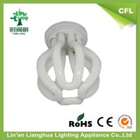 Lotus CFL Light Raw Material For CFL Bulb 55w - 60w / 6500k CFL Lightting Manufactures