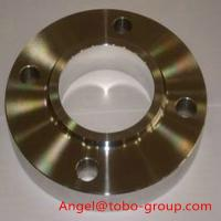 China ANSI A182 F316 Weld Neck Forged Steel Flanges A403 WP304 A403 WP304L on sale