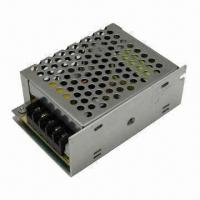 Switching Power Supply with 5 to 60V DC Output Voltage, 100 to 40,000mA Current, 180 to 260W Power Manufactures