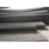 Active Rockfall Barrier System Tecco Wire Mesh Galvanized Plain Weave Style Manufactures