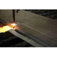 Machine Part Plasma Laser Cutting Steel Plate For Metal Coating Machinery Manufactures