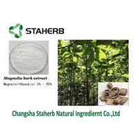 98% Honokiol Supercritical Fluid Extraction , Magnolia Bark Powder CAS 528 43 8 Manufactures