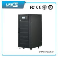 No Breaks UPS 10kVA-80kVA Power Backup Online UPS Power Supply with 0.8 Output Manufactures