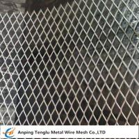 China Wall Plaster Mesh Plaster Diamond Expanded Metal Lath for Building Internal/External Decoration on sale