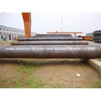 Quality SSAW Welded steel pipe for sale