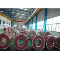 High Strength SUS 304 Stainless Steel Coils Cold Rolled For Ships Building Industry Manufactures