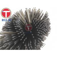 China Bright Annealing Seamless Steel Tube 304 316 5MM Stainless Steel Round Needle Tube on sale