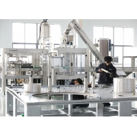 China 3-In-1 Juice Filling Machine Full Automatic With 18000BPH Production Capacity on sale