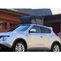 Big Capacity Rack Luggage Rooftop Cargo Bag , Soft Car Roof Bag Manufactures