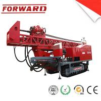 Coal Bed Methane Drainage Top Drive Truck Mounted Drill Rig 1500m Drilling Depth TDR-50 Manufactures