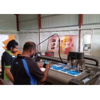 China Automated Cutter Foam Cutting Machine For Perfect Packaging System Production Run on sale