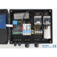 Smart Simplex Pump Controller Special Design For Installing Two Capacitor Manufactures