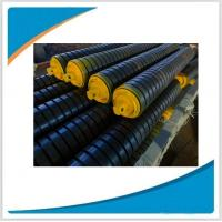 Rubber disc impact troughing idler Manufactures