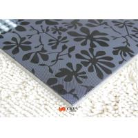 Fireproof Plain / Melamine Faced Flowers 3D MDF Board Melamine Faced Boards Manufactures