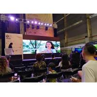 Seamless Rental Led Display Video Wall , P5.95 Outdoor Led Screen Hire For Trade
